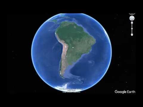 מה הם מסתירים מאיתנו? - Google Earth