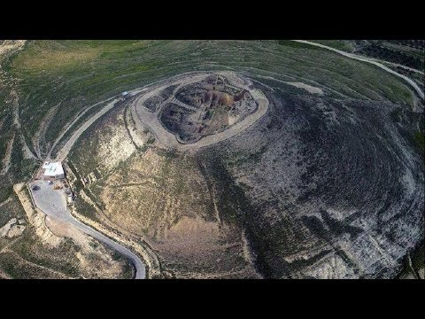 BURIAL MOUNDS & THE HOLY GRAIL
