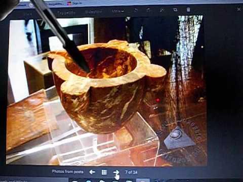 CNC & 3D IMAGING -- Pre-History