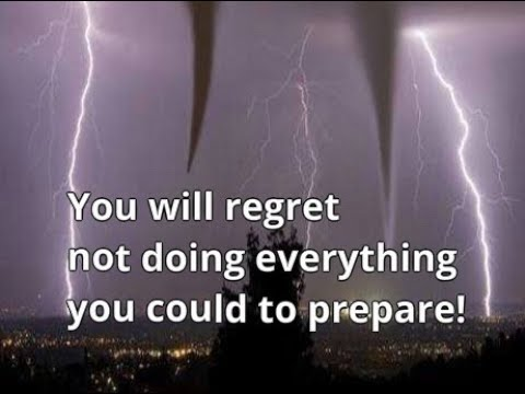 THERE'S A STORM COMING -THE EMPCOE & It has BEGUN. But NO ONE wants you to see the WHOLE picture.