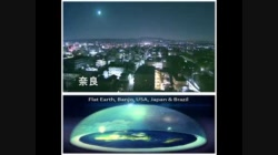 Project Blue Beam is on! NHK images from Japan on Jan 3, 2019