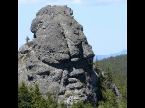 Pre-Flood Titan / Giant / Nephilim Fossils All Over The  Face Of The Earth, PT 2