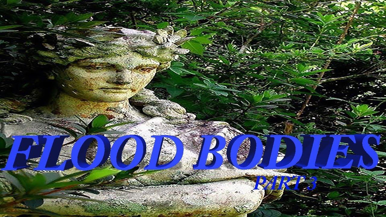 Flood Bodies Part 3-Petrified remains of the pre-Flood civilization(mudfossil)