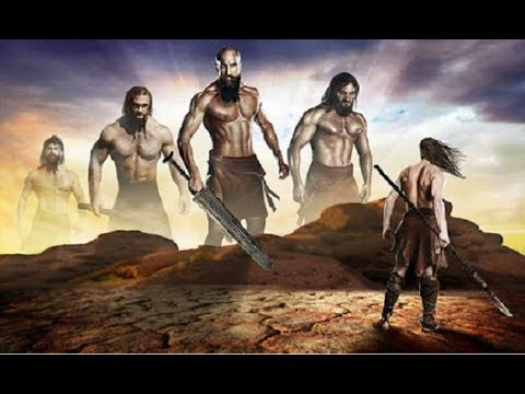 Nephilim Giants  - Enemies of God In The Bible