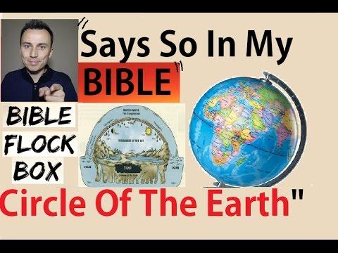 Christian Flat Earth - Flat Earth is a PSY-OP - 10 Reasons AGAIN Debunked