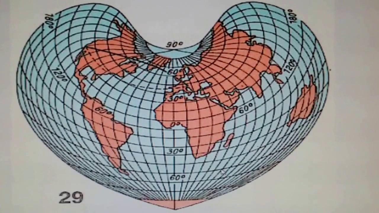 MAPS? Oh I got maps HEART/EARTH, Flat Earth's prettier sister HD