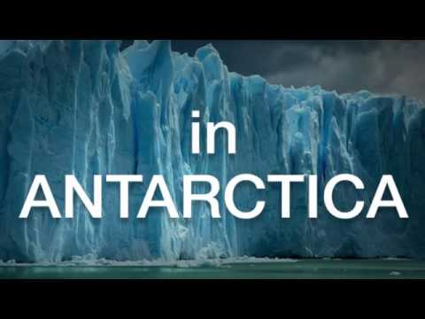 FLAT EARTH - MIDNIGHT SUN time lapse in ANTARCTICA