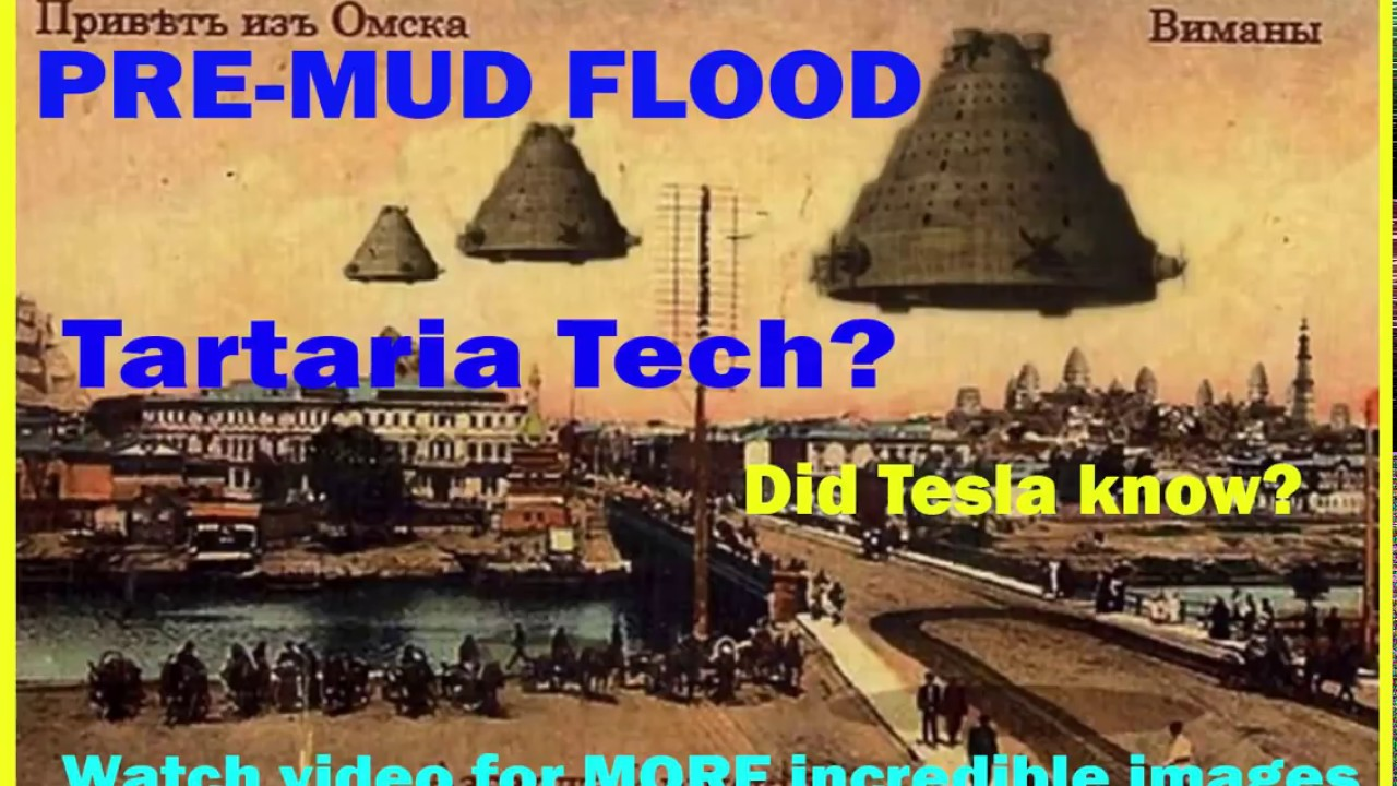 PRE-Mud Flood: Tartaria Tech Uncovered. Did Tesla know?