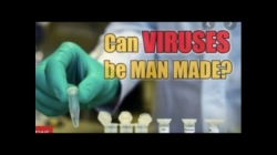 Can Viruses Be Man Made?