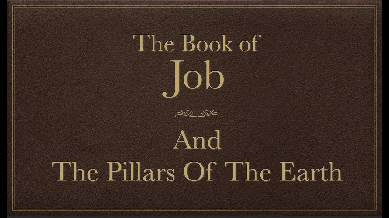 The Book Of Job - FE Cosmology