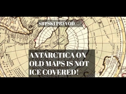⚓ANTARCTIC ON ANCIENT MAPS 🚩Piri Reis Map Zoom,under Ice Mapped