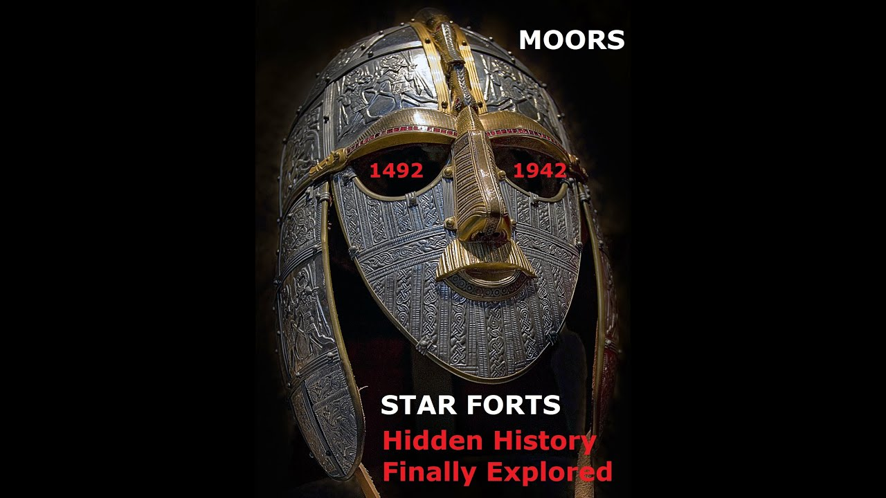 Ms. MudFlood Michelle Gibson Hidden History,  Giants,  MOORISH Megalithic Structures , Star Forts