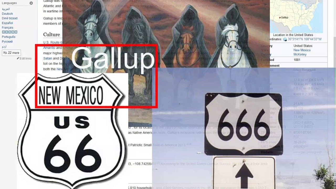 At the Crossroads. 666 Into a Full Gallup Towards the AI Beast System. Come Out of Her My People!