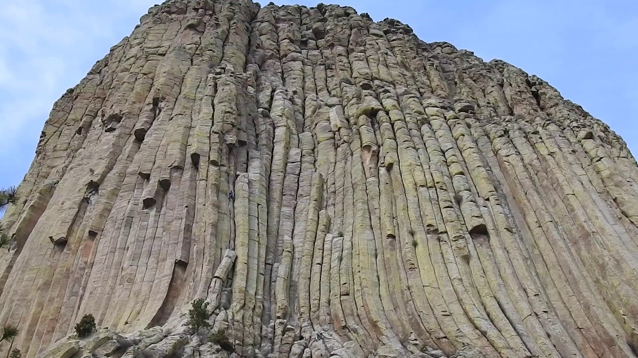 The original forest on flat earth part 11, the devils tower.