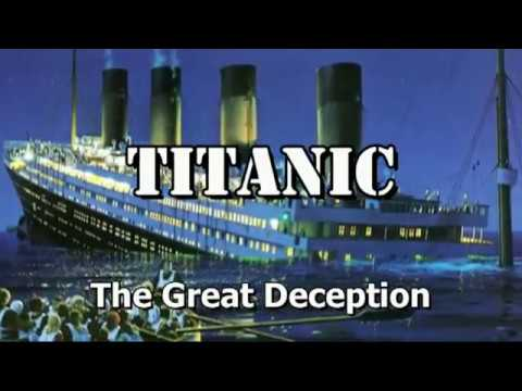 Titanic   The Great Deception | They Switched Ships! Olympic At The Bottom Of The Ocean!