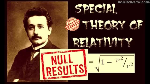 Einstein Spilled the Beans! (The Aether DOES Exist)
