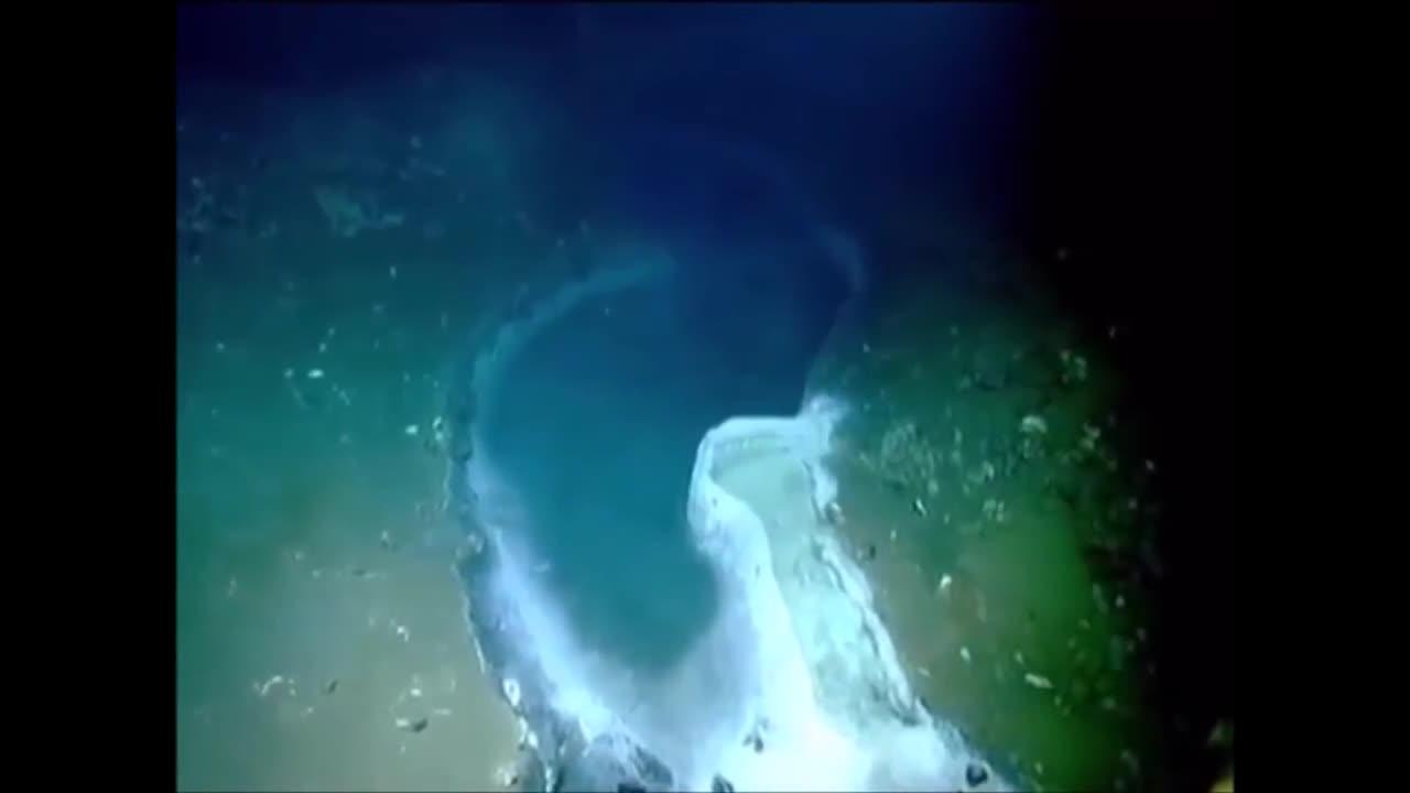 The Firmament Beneath The Oceans
