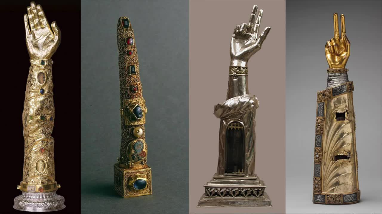 The Saints - Relics, Reliquaries, and The First Resurrection - Exploring Tartaria